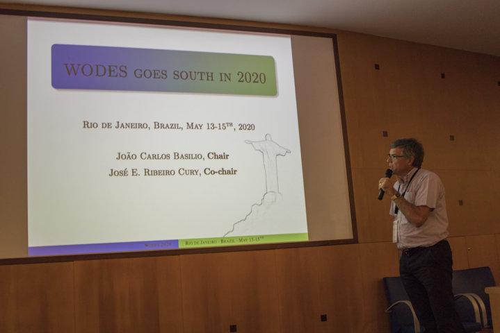 LCA organizará Wodes2020